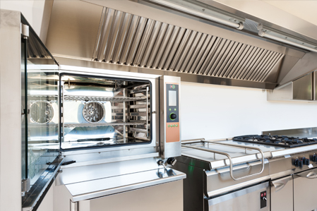 Commercial Kitchen Hood Cleaning - Safe Guard